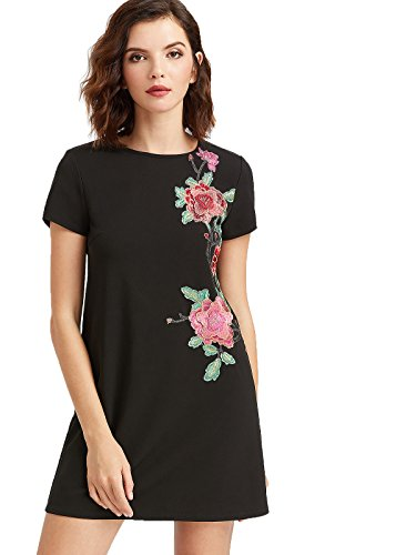 Floerns Womens Flower Sleeve Casual product image