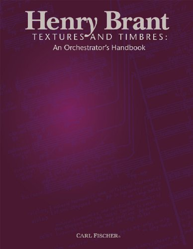 Textures and Timbres: An Orchestrator's Handbook