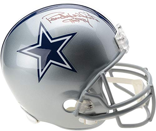 Randy White Dallas Cowboys Autographed Riddell Replica Helmet with