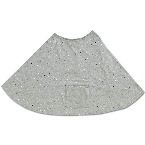 西松屋 【ELFINDOLL】 ポケット付き 授乳ケープ