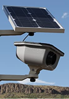 Amazon.com : Construction Camera Solar Power for Time-lapse and ...