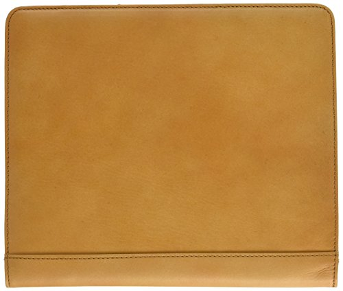 Bellino Leather Memo Pad Holder Junior - Tan