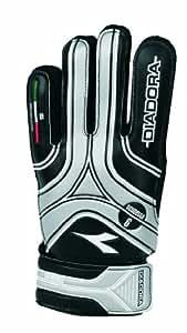 Diadora Scudetto Goal Keeper Gloves (Black, 7)