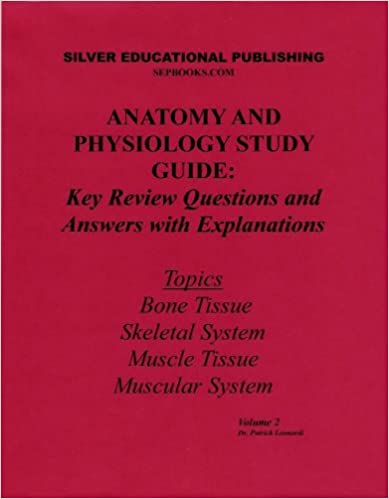 Amazon.com: Anatomy and Physiology Study Guide: Key Review Questions ...