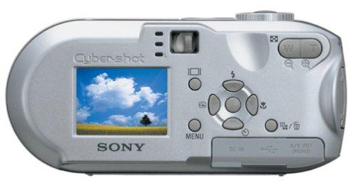 (Sony Cybershot DSCP73 4.1MP Digital Camera with 3x Optical Zoom )