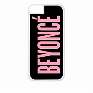 Beyonce -Hard White Plastic Snap - On Case-Apple Iphone 6 Only - Great Quality!