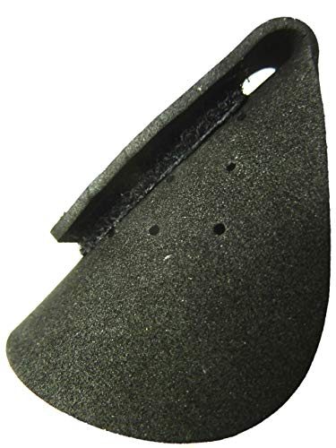 Nose Cover Guard Shield UPF 50+ (for Health reasons nose guards may not be returned) (Black)