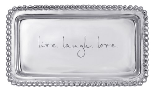 Mariposa live laugh love Tray product image
