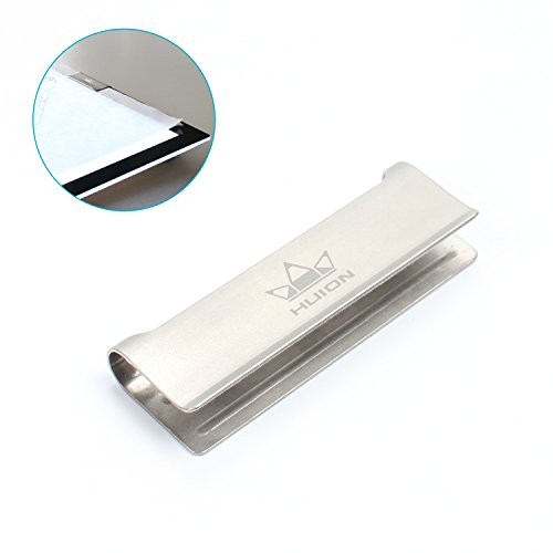 Huion Holding Tracing Paper Clip for 8 MM Thickness Light Pad