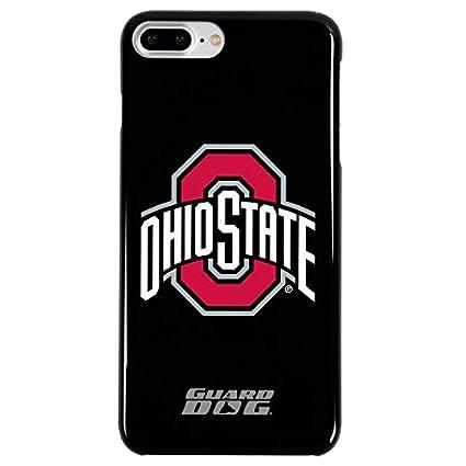 uk availability 93275 f0e43 Guard Dog Ohio State Buckeyes Case for iPhone 7 Plus/8 Plus - Black