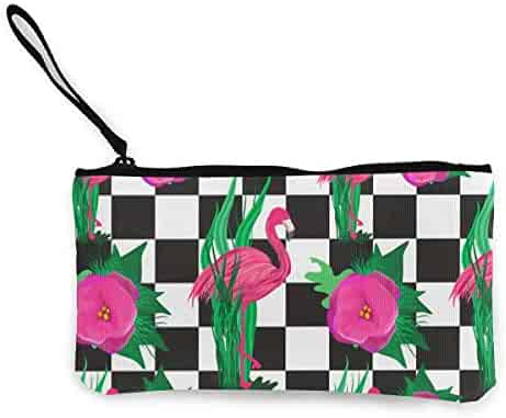 LALATOP Unicorn Background Rainbow Womens Coin Pouch Purse wallet Card Holder Clutch Handbag