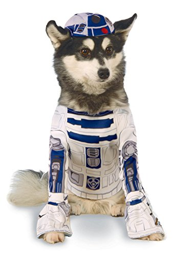 (Star Wars R2-D2 Pet Costume)