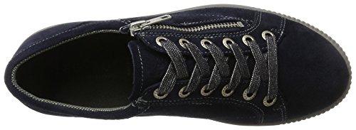 Legero Tanaro, Sneaker Basse Donna Blau (Niagara)