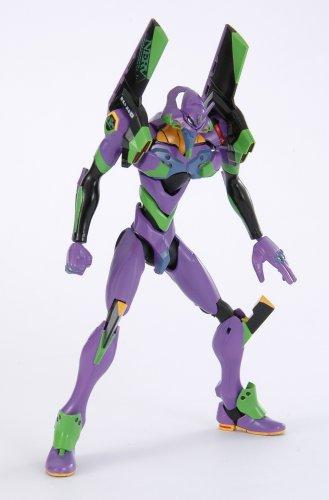 Evangelion High Complete Model Figure Progressive Test Type EVA-01 Action Figure Model & Accessories (japan import) 581a00