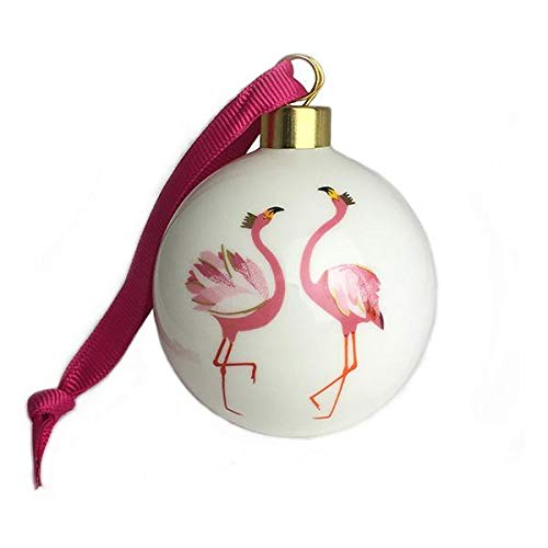 Sara Miller Flamingo Ornament 681163]()
