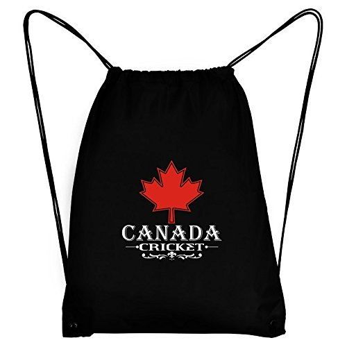 Teeburon MAPLE CANADA Cricket Sport Bag by Teeburon