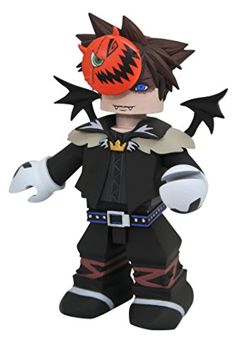 DIAMOND SELECT TOYS MAY182298 Select Toys Kingdom Hearts: Halloween Town Sora Vinimate Vinyl Figure, Multicolor