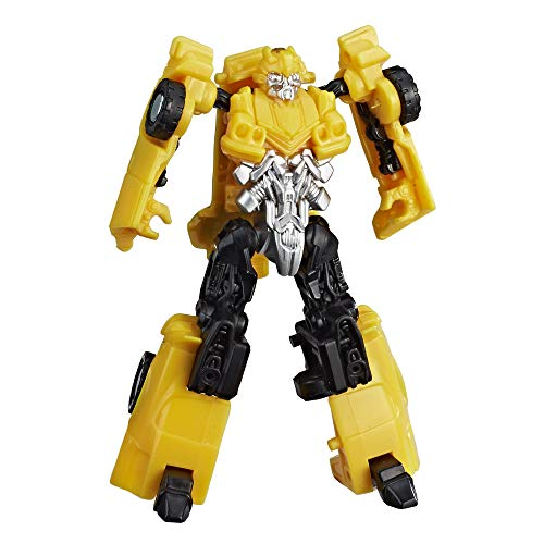Transformers: Bumblebee -- Energon Igniters Speed Series Bumblebee (Chevrolet Camaro)