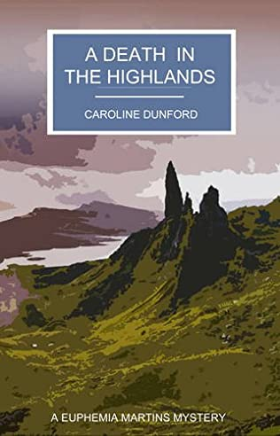 book cover of A Death in the Highlands