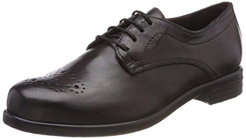 MANAS Damen Cavalese Ankle Boot Schwarz/Nero
