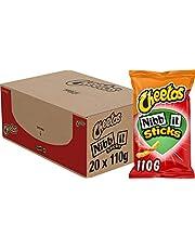 Cheetos Nibb-it Sticks Chips, Doos 20 stuks x 110 g