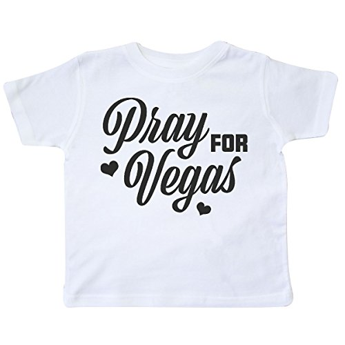 Inktastic-Pray-for-Vegas-with-Hearts-Toddler-T-Shirt