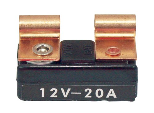 Bussmann CBF20 Glass Fuse Replacement Circuit Breaker