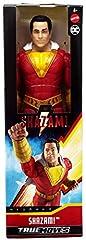 DC True Moves Shazam! Action Figure