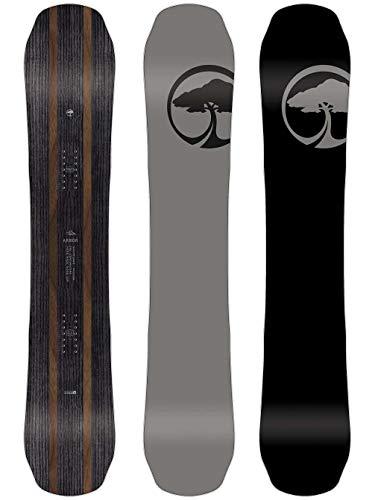 (Arbor Wasteland Snowboard (158cm) - Men's 2019)