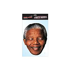 Nelson Mandela mask (máscara/ careta)