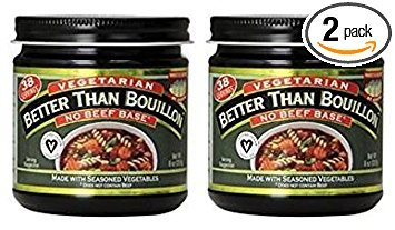 Better Than Bouillon, Bouillon, No Beef Base, Vegetarian, 8 oz (Pack of 2) Beef Bouillon Gravy