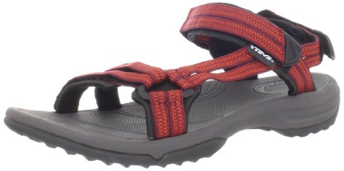 Orange Dbl Hiking 993 Sandal zip Teva Orange Outdoor Lite Fi And Sports red Terra Women's 0q0PTwz4