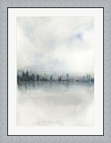 Amazon.com: Horizon Whisper II by Grace Popp Framed Art Print Wall ...