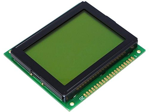 DEM128064HSYH-PY Display LCD graphical STN Positive 128x64 LED DISPLAY ELEKTRONIK
