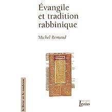 evangile et tradition rabbinique. le livre et le rouleau n°15