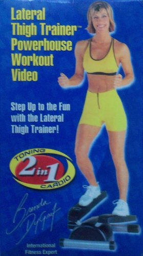Lateral Thigh Trainer Powerhouse Workout Video (Brenda Dygraf)