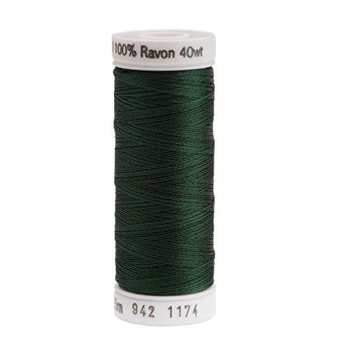Sulky Rayon Thread for Sewing, 250-Yard, Dark Pine Green