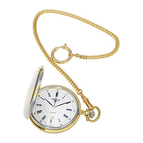 Tissot Unisex Pocket Savonnettes watch #T83.8.553.13 ()
