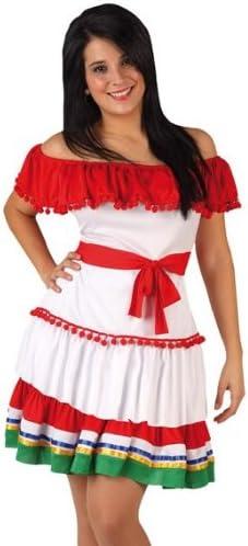 Desconocido Disfraz de mejicana para mujer: Amazon.es: Juguetes y ...