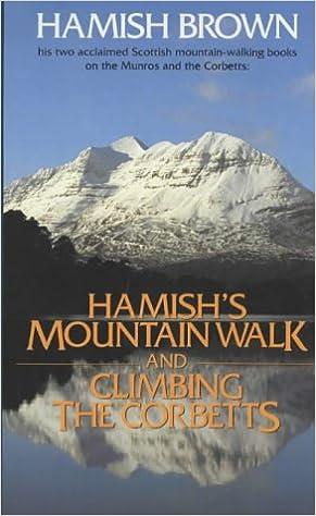 Book Hamish's Mountain Walk