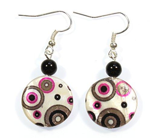 Bubble Style Earrings -