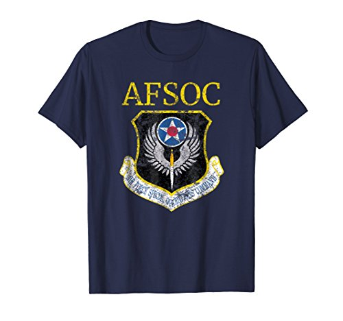 Pararescue Shirt US Air Force AFSOC T Shirt USAF Special Ops