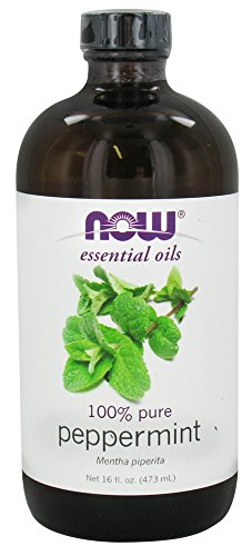 (NOW Foods - Peppermint Oil - 16 oz.)