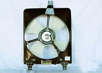 1998-2002 Fits Honda Accord 2.3L L4 Engine Cooling Fan Assembly TYC 600060