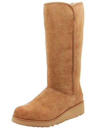 UGG Women's Kara Winter Boot - Chestnut - 9 B(M) US
