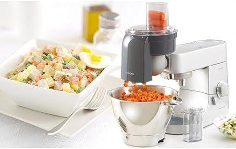 Kenwood Chef KM001 multifunción de fijación – MGX400: Amazon.es: Hogar