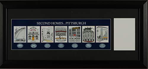 The Greatest-Scapes Personalized Framed Second Homes ... Pittsburgh Classic Venues Print with Your Photo