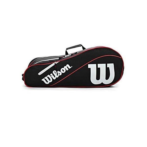 Wilson, borsa Advantage per 6racchette da tennis 1 spesavip