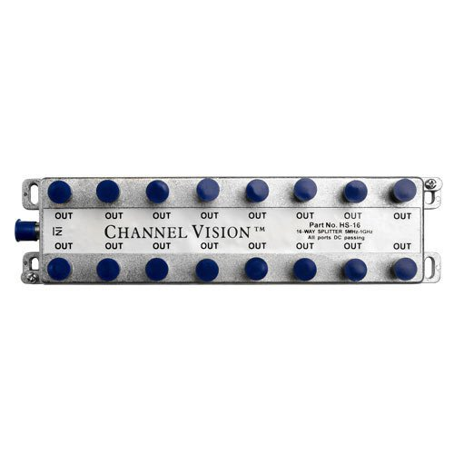 Vision Splitter - CHANNEL VISION HS-16 Pcb Based Splitters/combiners