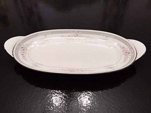 Noritake Rothschild Celery Plate/Serving Dish 10 1/2'', Ivory, #7293 by Noritake (Image #1)